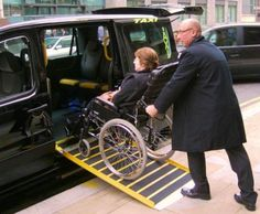 Taxi drivers face 1000 fine for refusing to pick up wheelchair users: http://ift.tt/2jXXRHR
