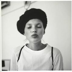 A young #KateMoss lensed by @drewjarrett1 from his new book drewjarrett1994. Jarrett a @portermagazine contributing photographer explains this series of photographs the 90s were a time for me that was more free less restricted with little thought to constraints and the realities of life. Drew Jarrett book signing tonight @dashwood_books NYC 6pm-8pm his recent work also appears in the current issue of #portermagazine. #privateviews via PORTER MAGAZINE OFFICIAL INSTAGRAM - Celebrity  Fashion…