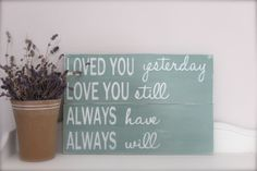 Perfect gift for your Valentine...or for yourself.  Valentine Sign Love Quote Custom Wood Sign Wood Wall by InMind4U