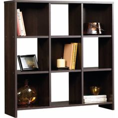 Sauder Beginnings Storage Organizer, Cinnamon Cherry Finish Online $45.00
