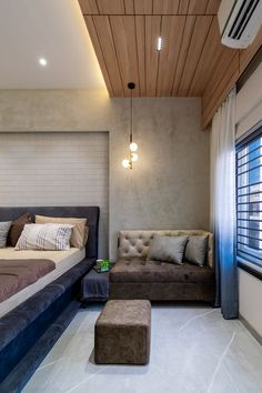 Room Design Bedroom, Bedroom False Ceiling Design, Room Door Design, Master Bedroom Interior, Bedroom Furniture Design, Home Room Design, Modern Ceiling Design, Best False Ceiling Designs, Bedroom Sofa