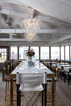 Cru Nantucket - The decor (and food) -- Amazing!