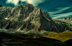 Peace in the mountains ... by rikibaraka. Please Like http://fb.me/go4photos and Follow @go4fotos Thank You. :-)