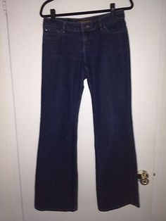 THE LIMITED Women's Jeans Size 6/Dark/Flare $17.99