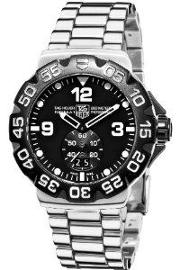 TAG Heuer Men's WAH1010.BA0854 Formula 1 Grande Date Black Dial Watch. http://j.mp/16oGsuM