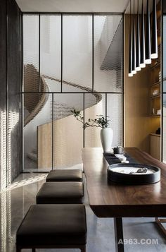 We Love Modern House Design Contemporary Interiors 46 Interior Desing, Contemporary Interior Design, Interior Exterior, Home Interior, Interior Design Kitchen, Modern Interior, Interior Inspiration, Interior Architecture, Interior Decorating