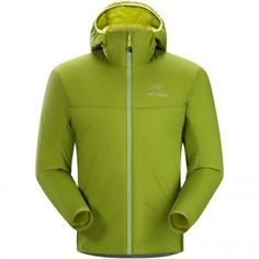 Arcteryx Atom LT Hoody (Spring/Summer 2016) available from Outside.co.uk