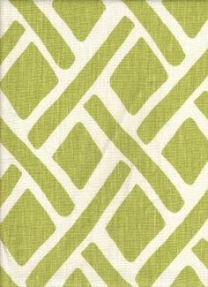 Choice #3 for family room fabric: Octo Guacamole - www.BeautifulFabric.com - upholstery/drapery fabric - decorator/designer fabric