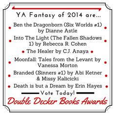 Double Decker Books Awards! #DDBAwards http://doubledeckerbooks.blogspot.com/2015/01/vote-today-for-your-favorite-author-of.html