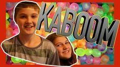 Kids bursting balloons #kidsgames
