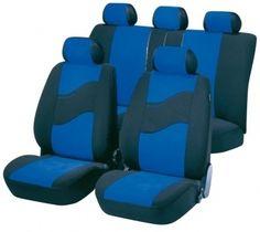 Sitzbezug Set Avantgarde blau