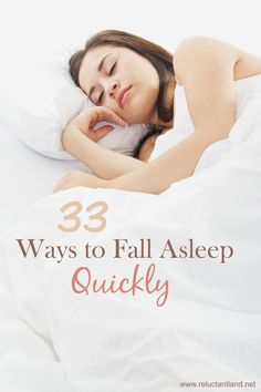 Are you a military spouse or someone else who has a hard time sleeping? Check out these 33 things you can try to help you fall asleep quickly! How To Sleep Faster, How To Get Sleep, Good Sleep, Sleep Well, Sleep Better, Ways To Fall Asleep, Sleep Apnea Remedies, Power Nap, Toddler Sleep