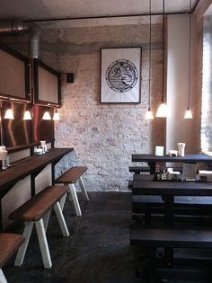 """See 597 photos and 423 tips from 4572 visitors to Cocolo Ramen. """"The best ramen I ever had! I tried wantan and tantan ramen. Bistro Restaurant, Ramen Restaurant, Restaurant Ideas, Japanese Restaurant Interior, Restaurant Interior Design, Restaurant Interiors, Coffee Shop Design, Cafe Design, Bar Interior"""