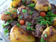 Ponta de Peito Com Batata | Acompanhamentos > Receitas com Batata | Receitas…