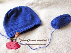 Cappello blu realizzato a maglia / ferri e lavorato a mano! Fantastica idea regalo, per informazioni >> http://coccinellecreative.blogspot.it/2015/03/cappello-blu-realizzato-maglia-ferri.html __________ Blue hat made of knitted / irons and handmade! Great gift idea, for information >> http://coccinellecreative.blogspot.it/2015/03/cappello-blu-realizzato-maglia-ferri.html
