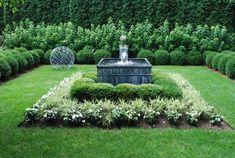 Water In The Garden  Deborah Silver