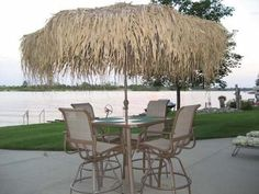 Tiki Time Lakeside at Wixom Lake!!  5435 Oakridge, Beaverton, MI