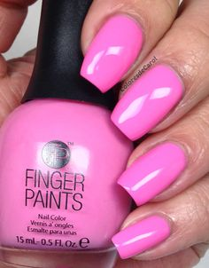 FingerPaints - Pink Patina BN $4