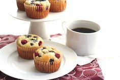 Grain-Free Low Carb Pancake Muffins