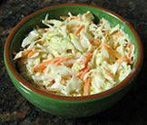 Slaw Dressing  1/2 cup mayonnaise  2 1/2 TBSP sugar  2 TBSP cider vinegar  1/8 teaspoon celery seed  1/4 teaspoon seasoned salt  1/8 teaspoon black pepper