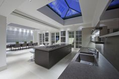WSJ- London Kitchen (Gianni Versace article)