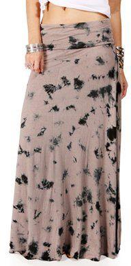 #Windsor                  #Skirt                    #Taupe/Black #Maxi #Skirt                           Taupe/Black Maxi Skirt                              http://www.seapai.com/product.aspx?PID=1758406