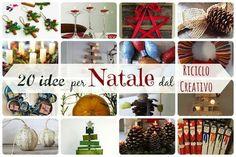 20 Idee per Natale dal riciclo creativo http://www.greenme.it/spazi-verdi/ethicme/1370-20-idee-per-natale-dal-riciclo-creativo