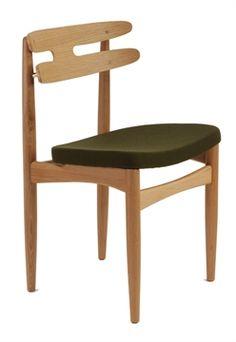 Replica HW Klein Bramin Dining Chair by H.W. Klein - Matt Blatt