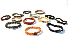 Leather bracelets!! #leatherbracelet #leatherbracelets #leathercraft #leatherwork #가죽공예 #가죽팔찌 #매듭팔찌