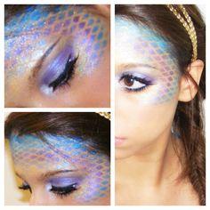 SOPHIE'S MAKEUP: I am Mermaid ♥