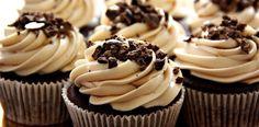 Κεκάκια σοκολάτας με κρέμα εσπρέσσο από το Koolnews.gr!
