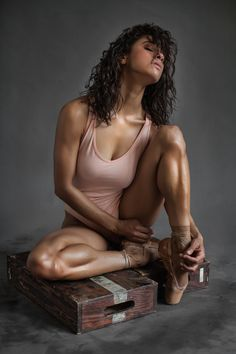Photographer Gregg Delman says he first came across the icon that is Misty Copeland in a magazine in 2011.