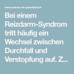 Bei einem Reizdarm-Syndrom tritt häufig ein Wechsel zwischen Durchfall und Verstopfung auf. Zudem können auch Sodbrennen, Übelkeit und Schluckbeschwerden auftreten. Das Reizdarm-Syndrom kann auch zu Symptomen führen, die mit dem Darm gar nicht in Verbindung gebracht werden.
