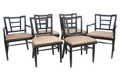 1960s  American Chairs, S/6 on OneKingsLane.com