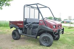 New 2017 Kawasaki Mule 4010 4X4 ATVs For Sale in Wisconsin. 2017 Kawasaki Mule 4010 4X4, 2017 Kawasaki Mule 4010 4X4 THE KAWASAKI DIFFERENCE THE MULE 4010 4X4 SIDE X SIDE IS A POWERFUL MID-SIZE TWO-PASSENGER WORKHORSE THAT S CAPABLE OF BOTH PUTTING IN A HARD DAY OF WORK AS WELL AS TOURING AROUND THE PROPERTY. 617cc fuel-injected, V-twin engine produces reliable performance Selectable 2WD or 4WD with dual-mode rear differential Continuously Variable Transmission (CVT) w/ HI/LO ranges, neutral…