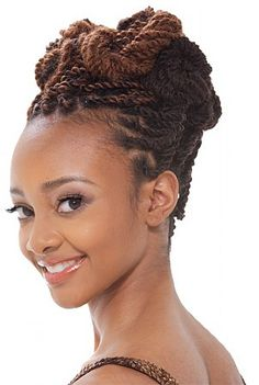 MARLEY TWIST | Afro Marley Braid by Janet Collection - HAIR STOP AND SHOP INC.