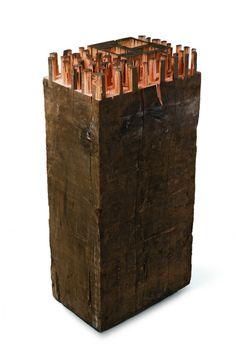 Clyfford Still Museum / Allied Works Architecture, architectural model, maquette, maqueta, modulo