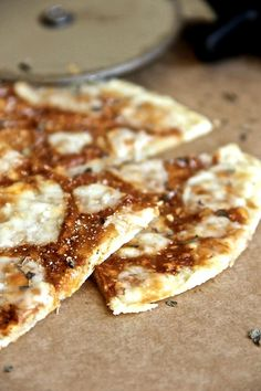 Skinny BBQ Flatbread Pizza by Skinny Girl Standard