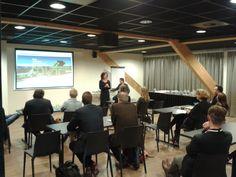 HUG meetup 3 (@HubSpot) - De Kooi Bunschoten, 26 november 2014. Inbound Marketing presentatie van Gertie Arts van Colt International (@coltinfo)