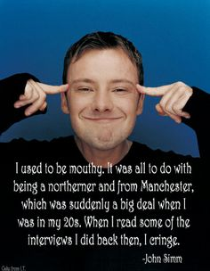 John Simm quote edit by Cake from I.T.