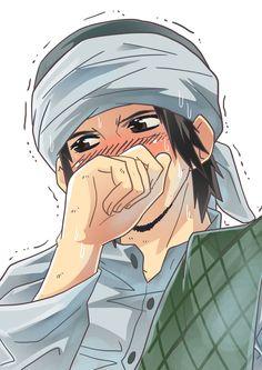 Blushing by saurukent on DeviantArt Hijab Cartoon, Cartoon Boy, Couple Cartoon, Anime Chibi, Kawaii Anime, Best Facebook Profile Picture, Muslim Photos, Dc Comics Women, Islamic Cartoon