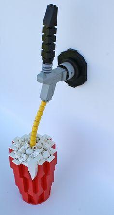 LEGO beer creation by Brody Allen