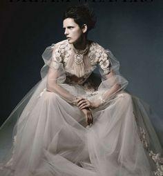 Stella Tennant: Dream Weavers - WSJ by Daniel Jackson, May 2012