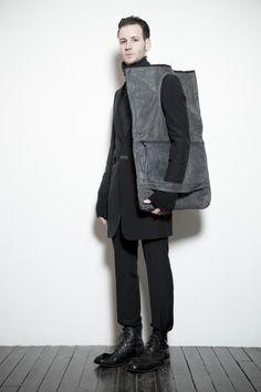 NUDE:MM HOMME 2013-2014 AUTUMN/WINTER COLLECTION    PHOTO : KEISUKE ASAKURA  HAIR : YUUKI HONMA  MODEL : NIKOLA