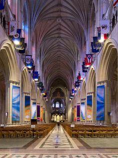Washington National Cathedral - Washington DC