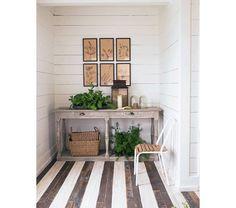 cute floor...  http://birchandbird.com/stripes-simple-and-bold#