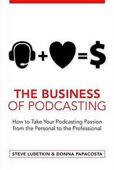 The Business of Podcasting cover