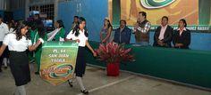 Alumnos de 18 planteles del IEBO se reúnen en el Interbachilleres de la Sierra Norte