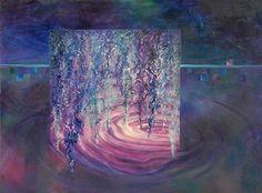 Veiled by Carol McIntyre Oil ~ 18 x 24