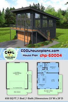 470 Second Home Ideas In 2021 House Plans Small House Plans House Design